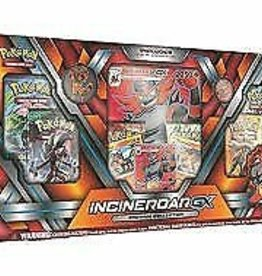 Pokemon Pokemon GX Premium Incineroar