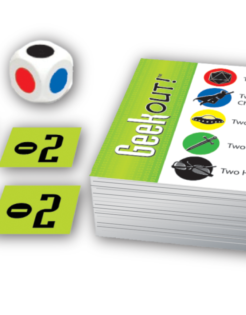 Geek Out Party Game