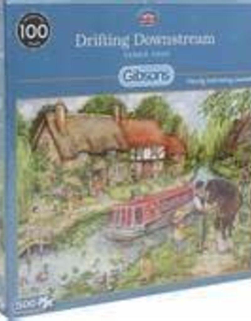 Gibson Drifting Downstream