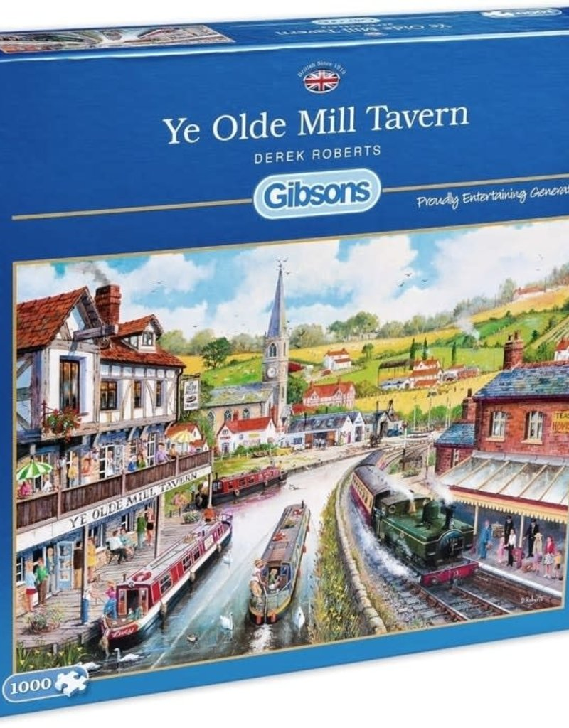 Gibson Ye Olde Mill Tavern