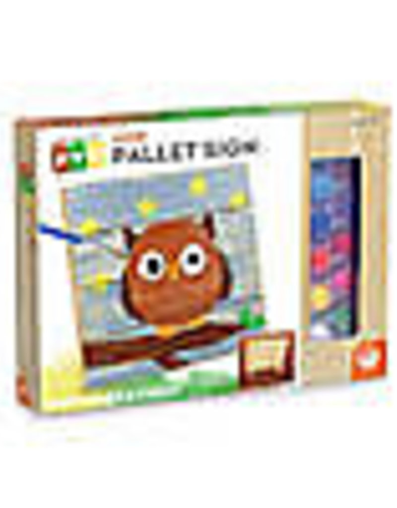 Wood Pallet Sign Painting Kit