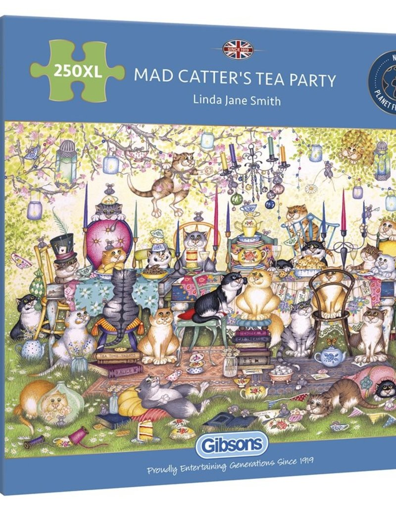Gibson Mad Catter's Tea Party