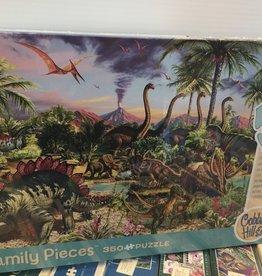 Cobble Hill Prehistoric Party