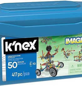 K'nex K'nes Creation Zone