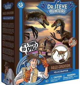 Dr. Steve Hunter Dr Steve Hunters Paleo Expedition Kits Velociraptor