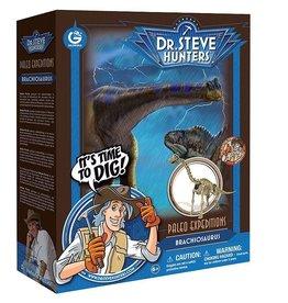 Dr. Steve Hunter Dr. Steve Hunter Paleo Expedition Brachiosaurus