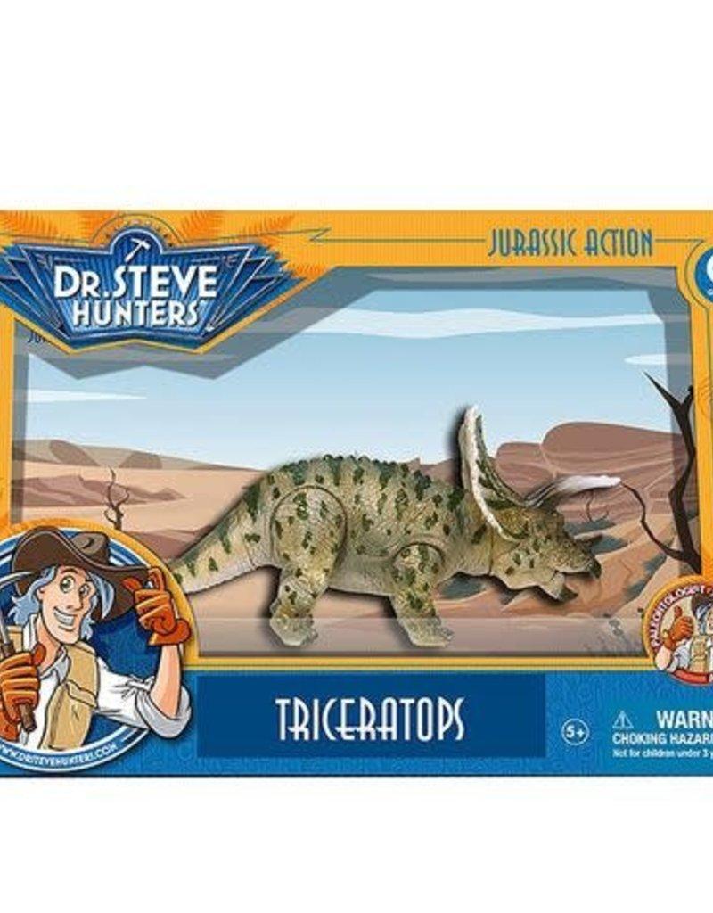 Dr. Steve Hunter Dr. Steve Hunter Triceratops