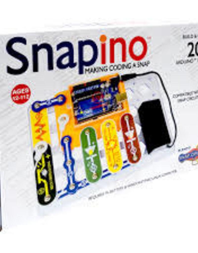 Elenco Snapino Build & Code