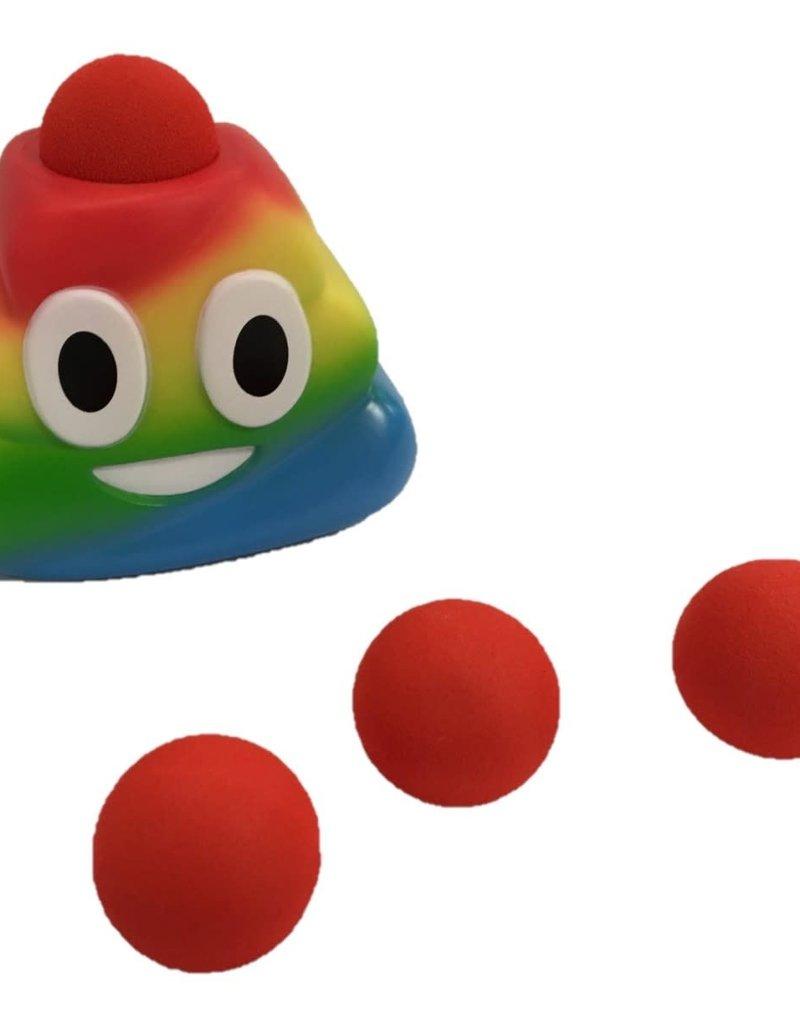 Rainbow Poo Poppers