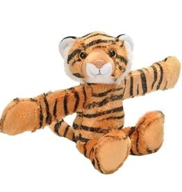 Wild Republic Huggers Tiger Snap Bracelet