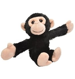 Wild Republic Huggers Chimp Snap Bracelet