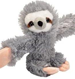 Wild Republic Huggers Sloth Snap Bracelet