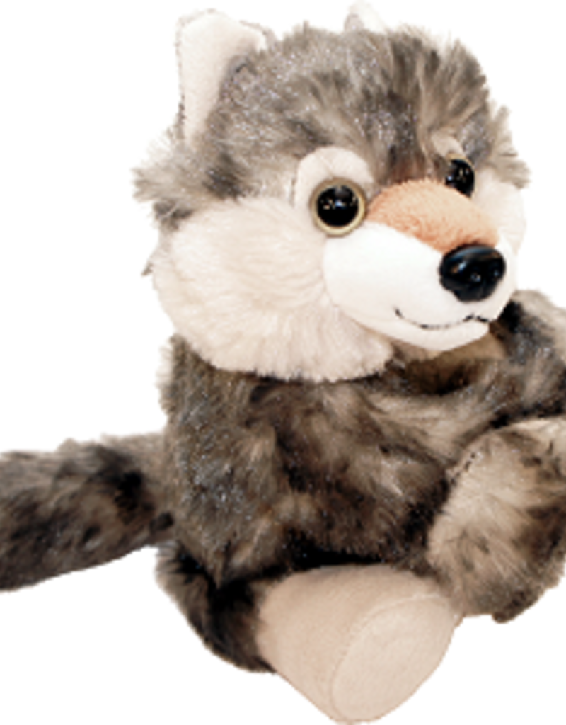 Wild Republic Huggers Wolf