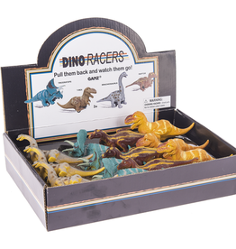 Dino Racers Pull Back