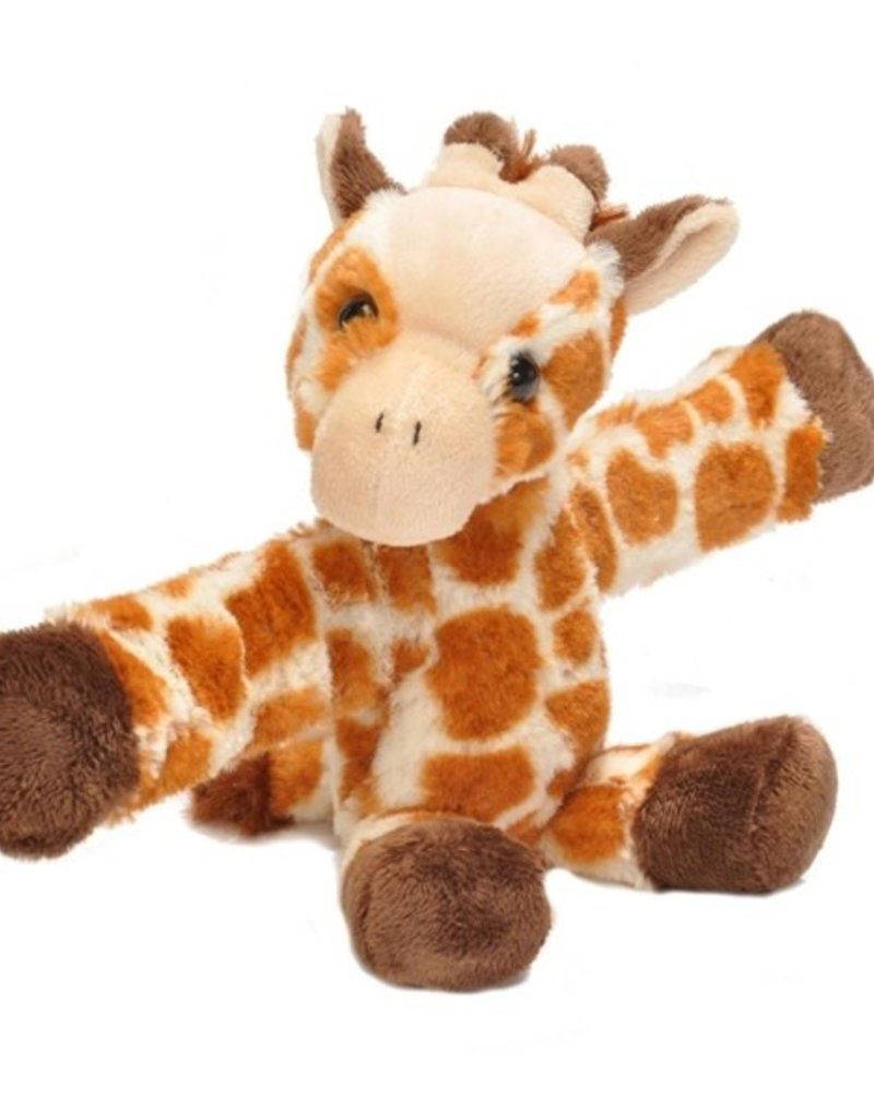 Wild Republic Huggers Giraffe Snap Bracelet