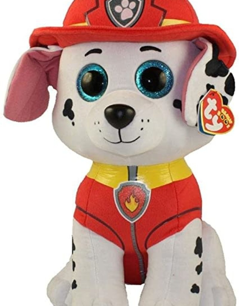Ty Canada Beenie Boo Ty Large Marshall Paw Patrol