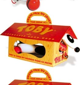Pull Toy Toby Dog