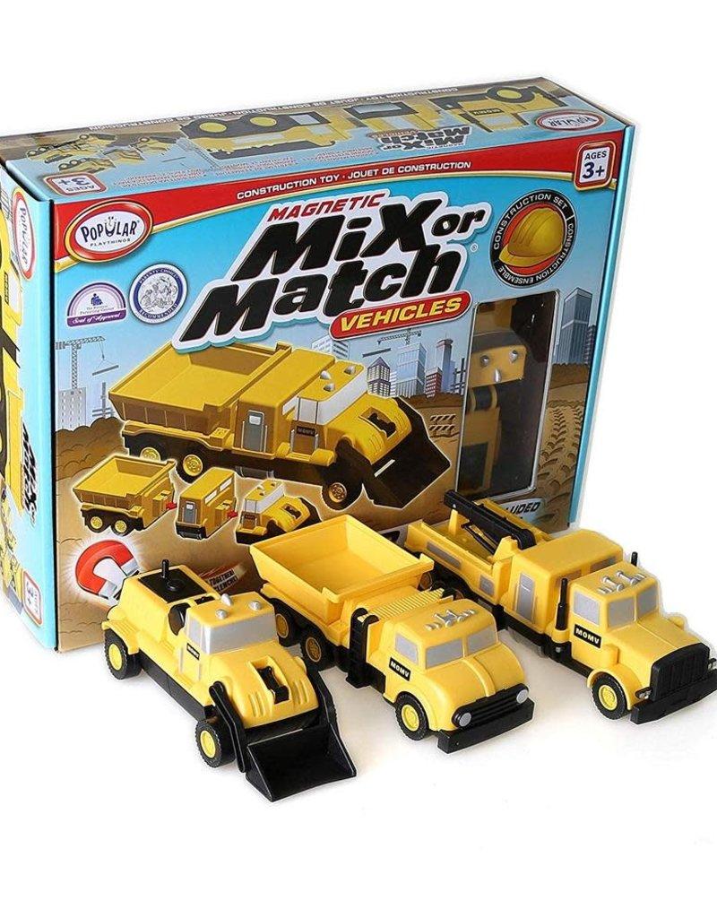 Mix or Match Vehicles Constructio