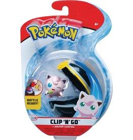Pokemon Pokémon Clip N Go