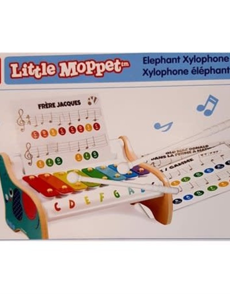 Little Moppets Elephant Xylophone