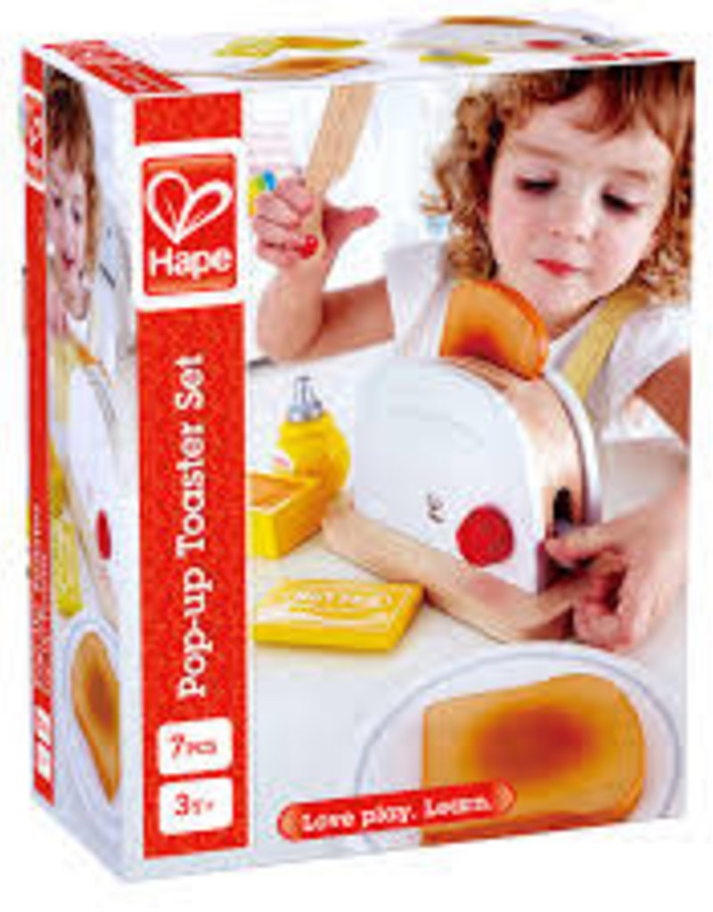 Hape Pop - Up Toaster
