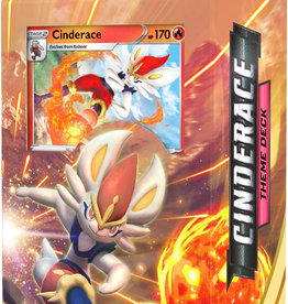 Pokemon Cinderance Sword & Shield Theme Deck