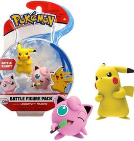 Pokemon Battle Figure Pack