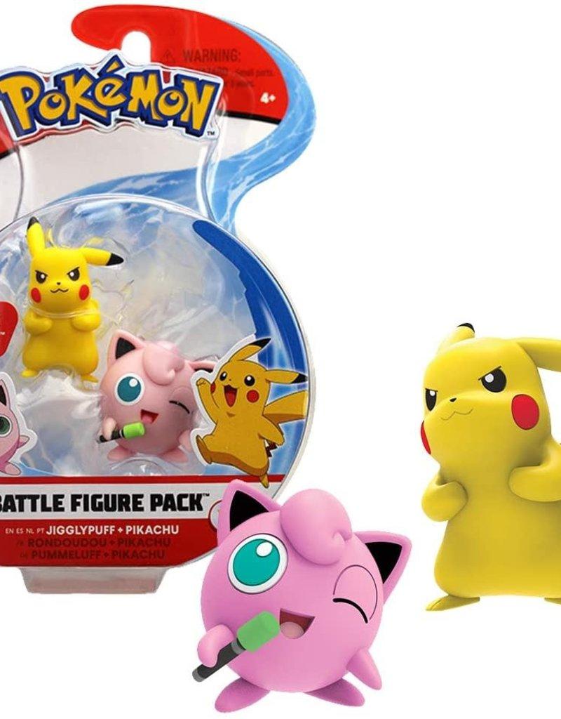 Pokemon Battle Figure Pack