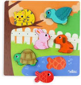 Vilac Puzzle - Pets