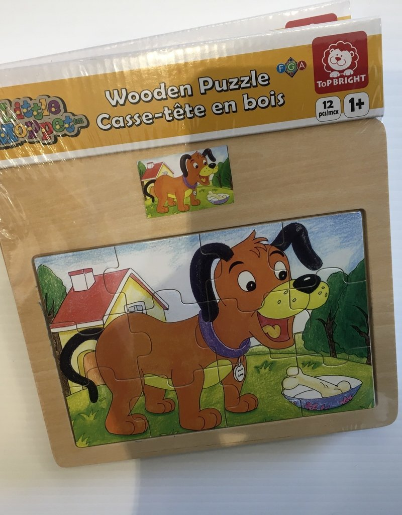 Little Moppets Little Moppet Puzzle - Puppy