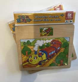 Little Moppets Little Moppet Puzzle - Train