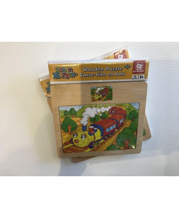 Little Moppet Puzzle - Train