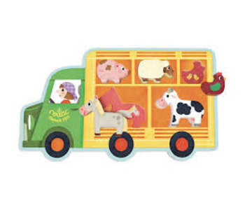 Vilac Farm Animal Puzzle