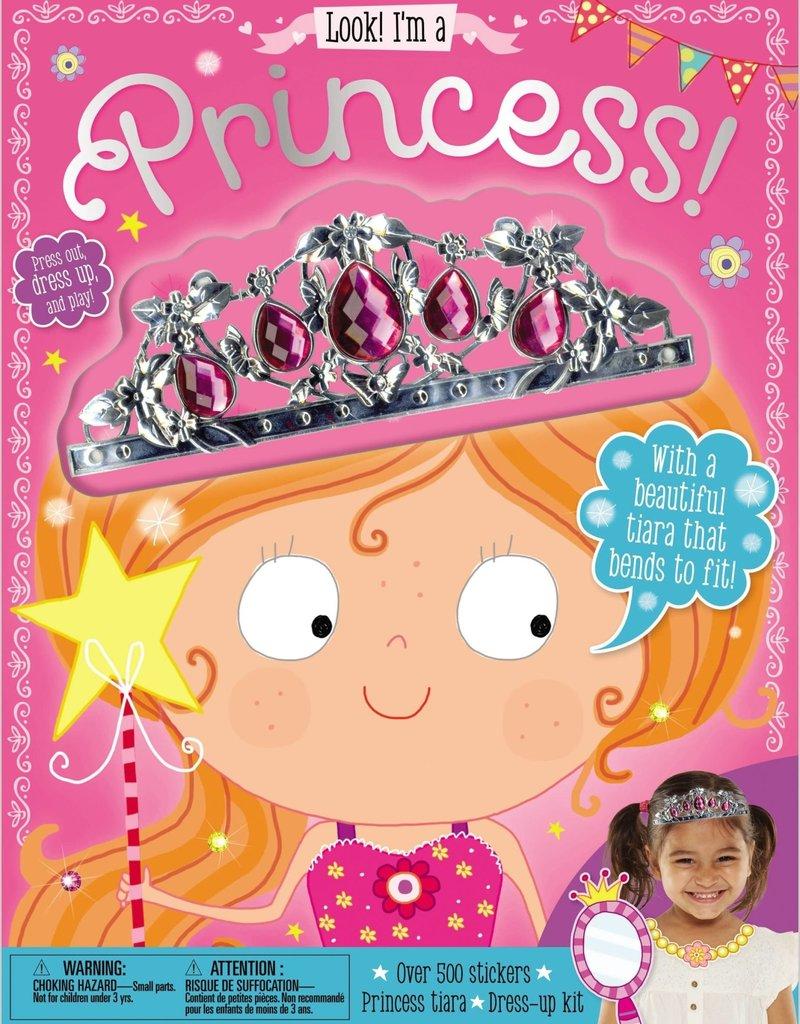 Look I'm a Princess Activity Book