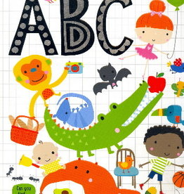 A Hide and Seek Alphabet Book