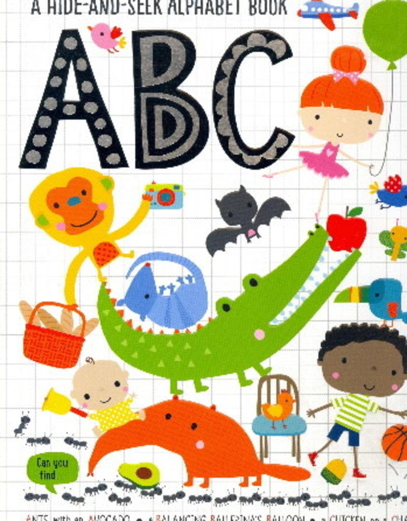A Hide and Seek Alphabet Book