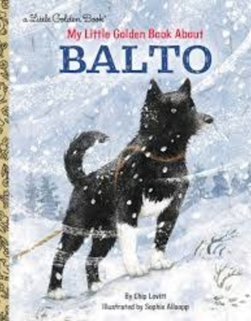 The Little Golden Books Balto