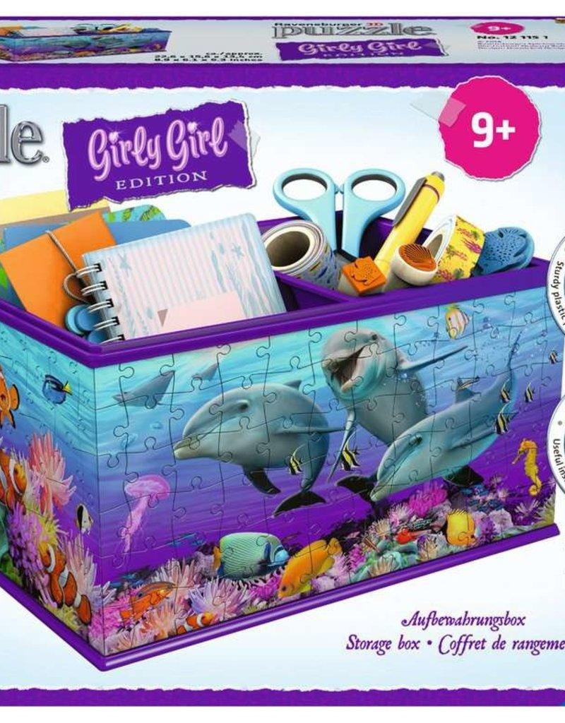 Ravensburger 3D Puzzle Storage Box (216 pieces)