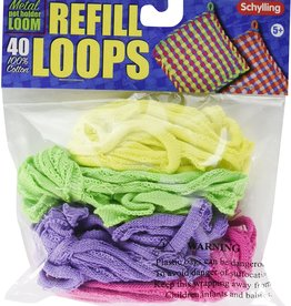 Metal Loom Potholder Refill