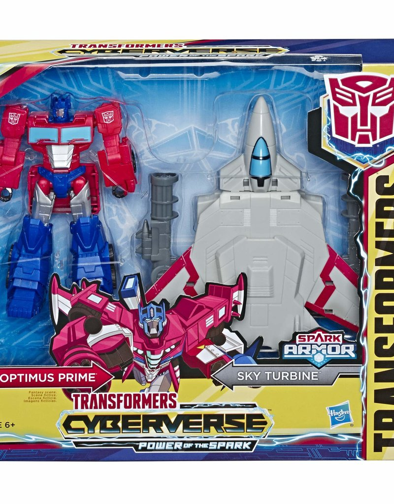 Transformers Transformers Cyberverse Power of the Spark