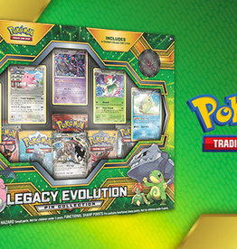Pokemon Pokemon Pin Box Legacy Evolution