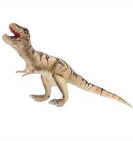 "HearthSong Giant Posable T Rex Natural Latex Dinosaur 38"""