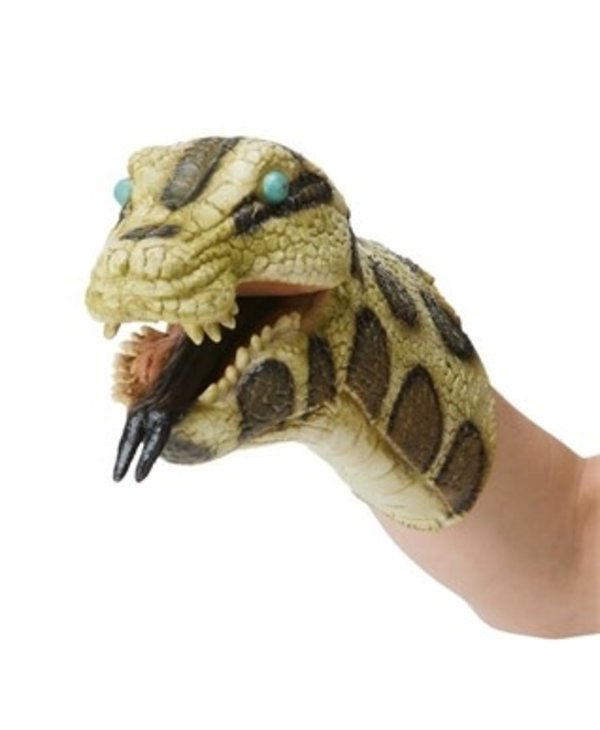 Hand Puppet - Snake
