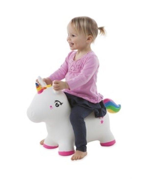 Jump Along Unicorn
