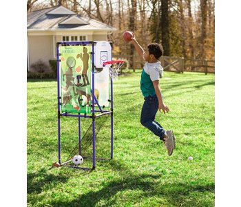 5 in 1 sport game