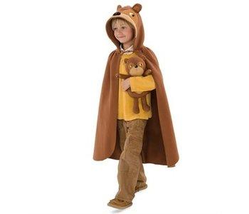 Forest Friend Cloak - Bear