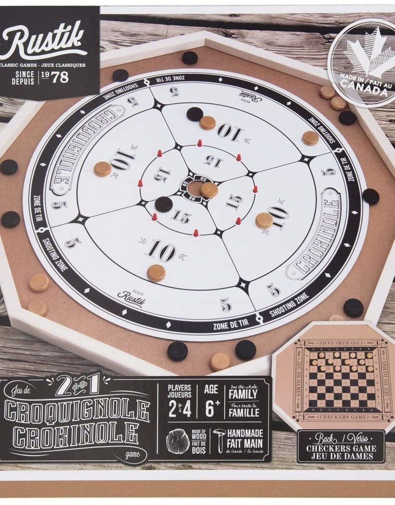 Crockinole Board