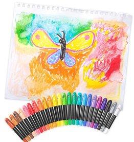 HearthSong Color Pop Crayons