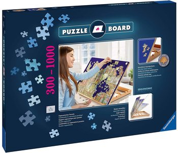 Puzzle Tabletop Puzzle Easle