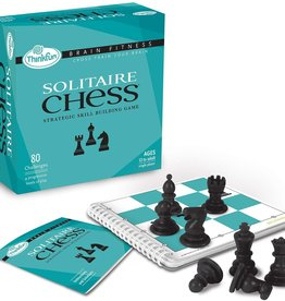 Think Fun Solitaire Chess Brain Fitness